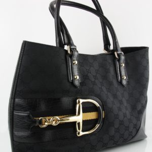 Gucci Halster Horsebit Bag (JBG12)