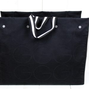 Gucci Canvas Jacquard Tote Bag VK