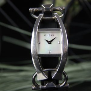 Gucci Lady Watch Ref.: 123.5 (JBU43)