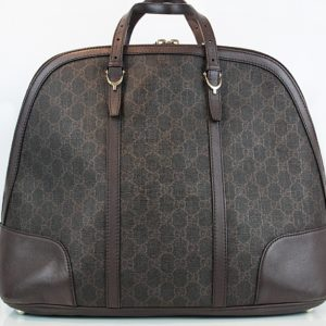 Gucci Nice Brown Supreme Bag